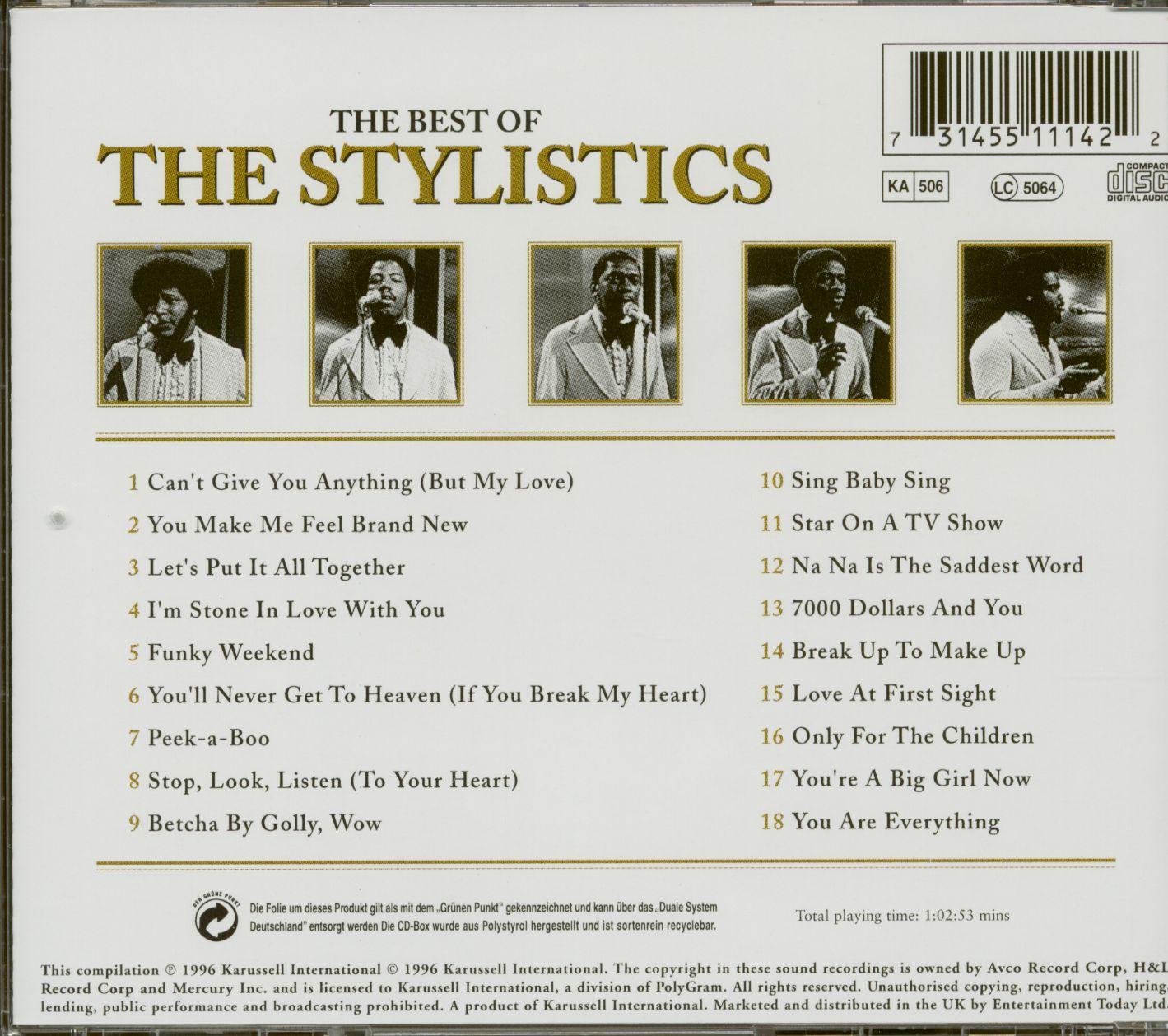 wow gospel 1996 track listing