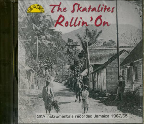 Rollin' on (CD)