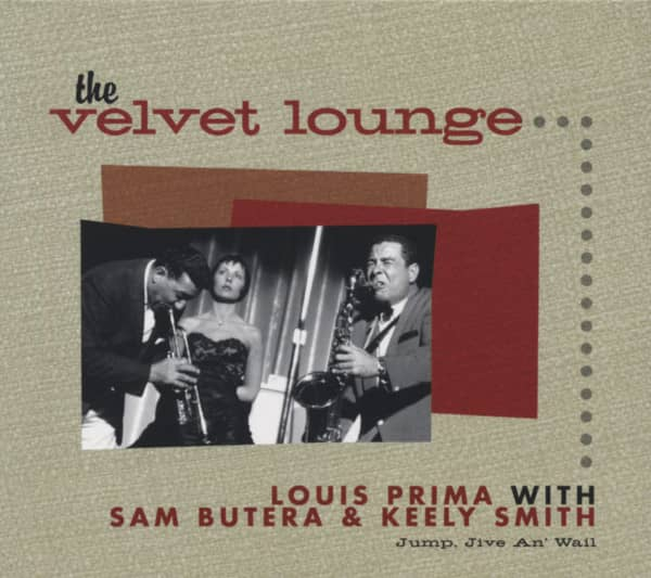 Jump, Jive An' Wail - The Velvet Lounge