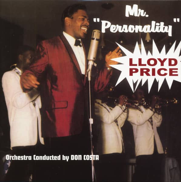 Mr. Personality (LP)