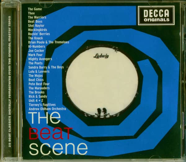 The Beat Scene (Decca Originals)