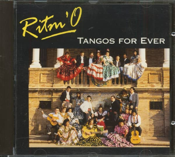 Ritm'O - Tangos For Ever (CD)