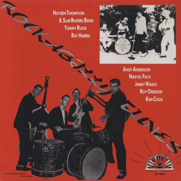 Rockabilly Tunes (LP 1026) 180g Vinyl