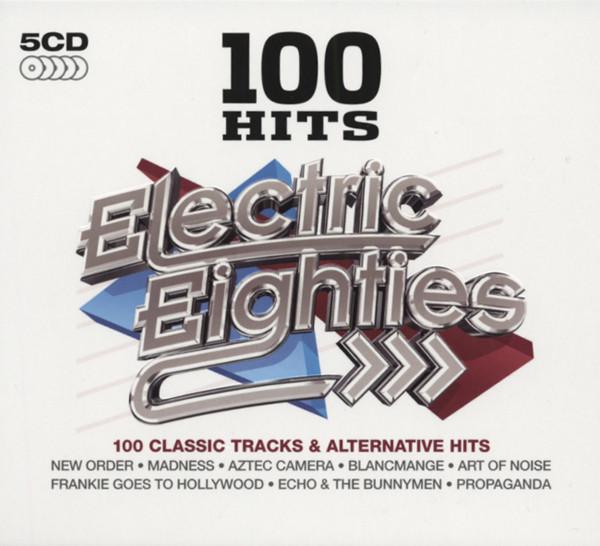 100 Hits - Electric Eighties (5-CD)