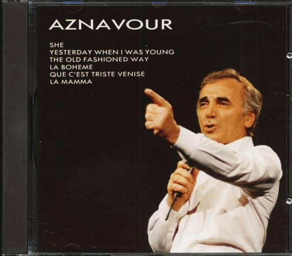 Aznavour (CD)
