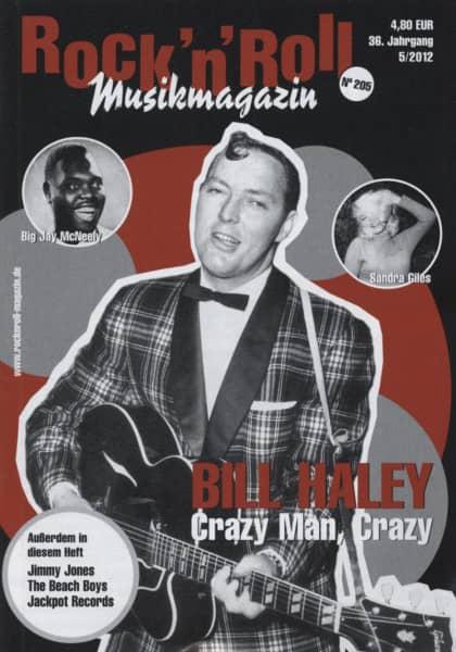 Musikmagazin 5-2012 # 205