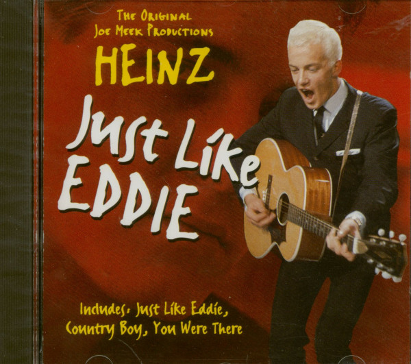 Just Like Eddie (CD)