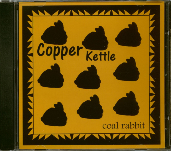 Coal Rabbit (CD)