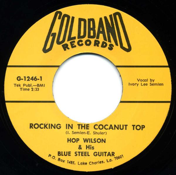 Rockin' In The Cocoanut Top - Chicken ...7inch, 45rpm