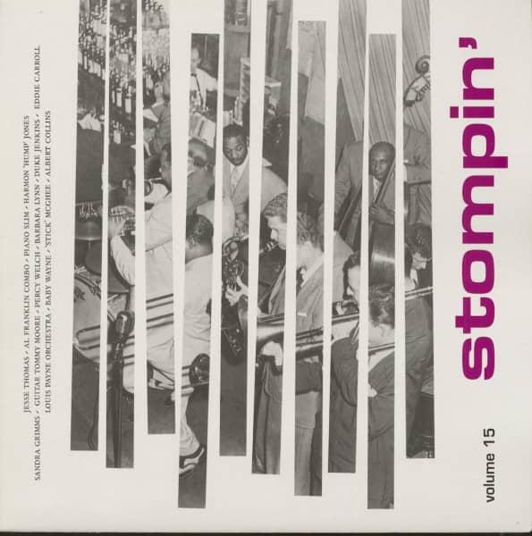 Stompin', Vol.15 (LP)