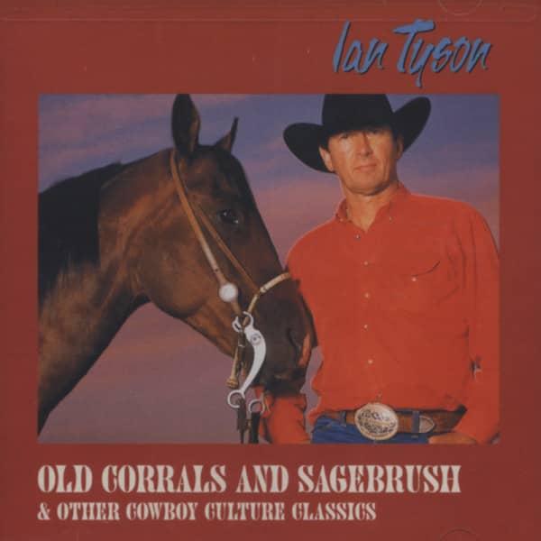 Old Corrals And Sagebrush