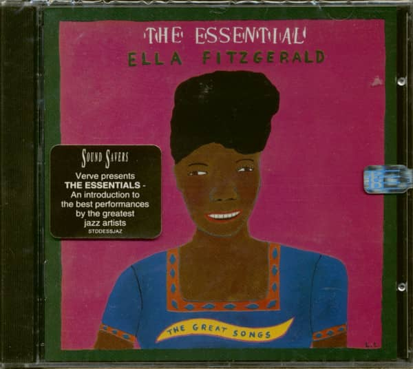 The Essential Ella Fitzgerald - The Great Songs (CD)