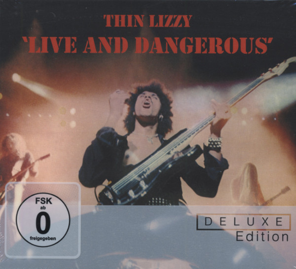 Live And Dangerous - Deluxe (2-CD)