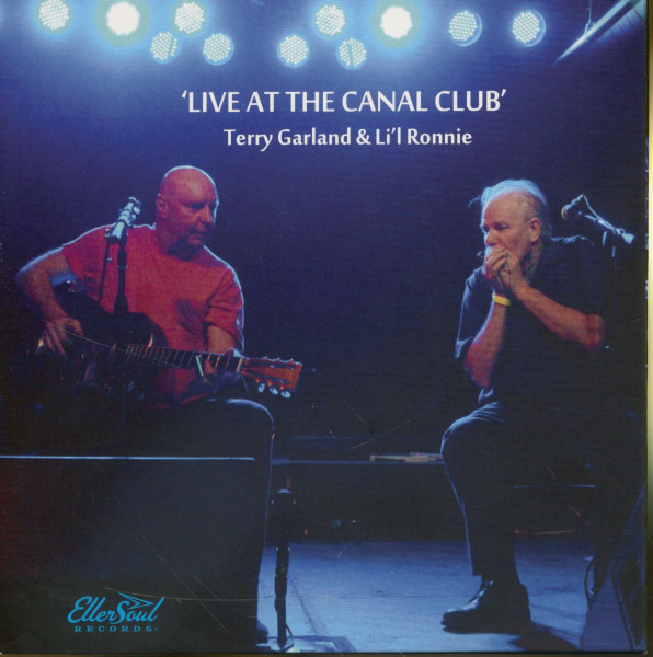 Live At The Canal Club (CD)