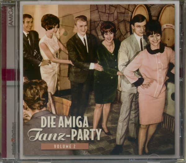 Vol.2, Amiga Tanz-Party