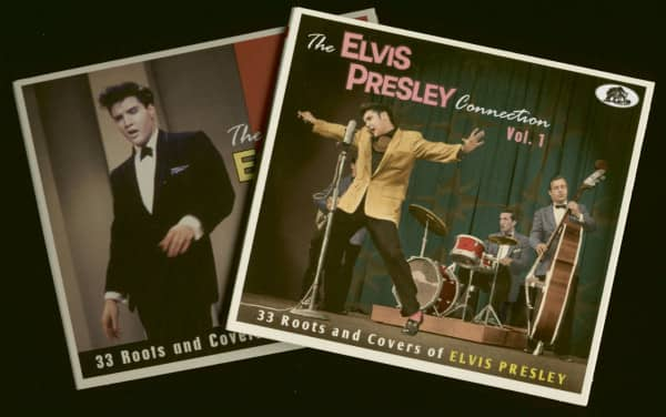 The Elvis Presley Connection Vol.1 & Vol.2 (2-CD)