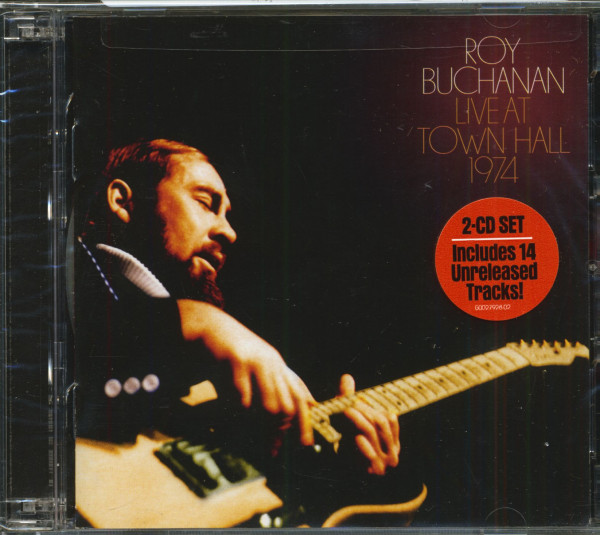 DL Size Roy Buchanan's Nancy Telecaster Greeting Card