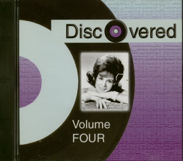Dicovered, Vol.4 (CD)
