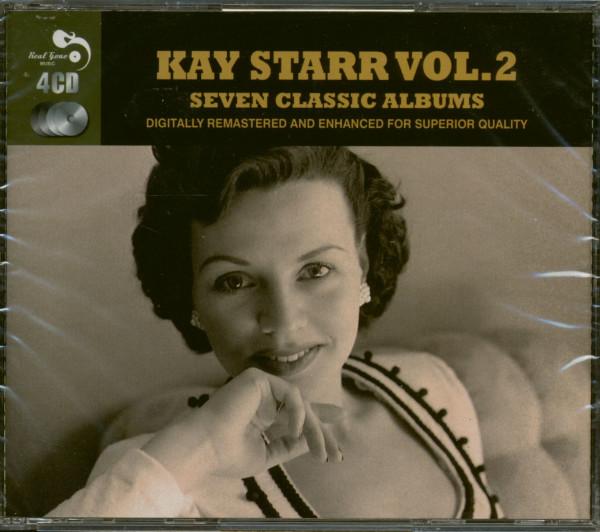 Sven Classic Albums - Kay Starr Vol.2 (4-CD)