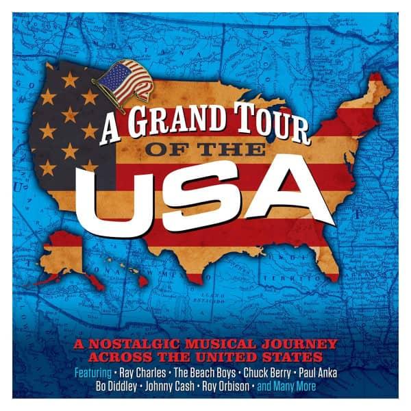 A Grand Tour Of The USA (3-CD)