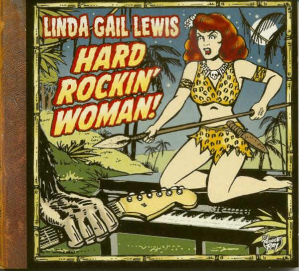 Hard Rockin' Woman!