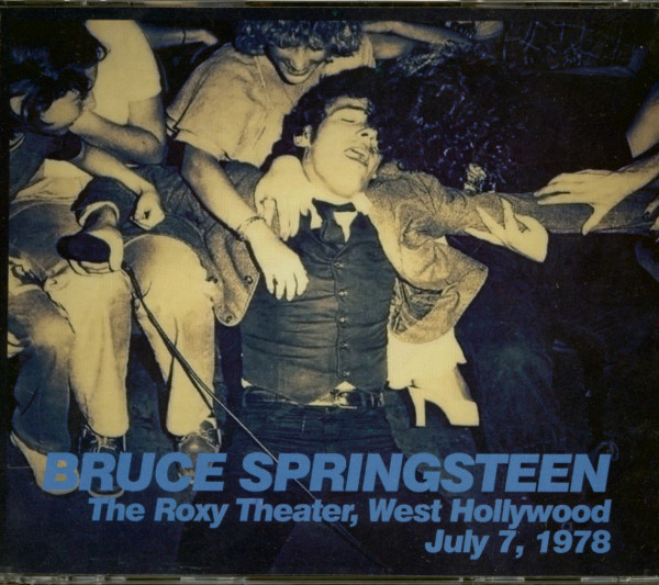 The Roxy Theater, West Hollywood July 7, 1978 (3-CD)