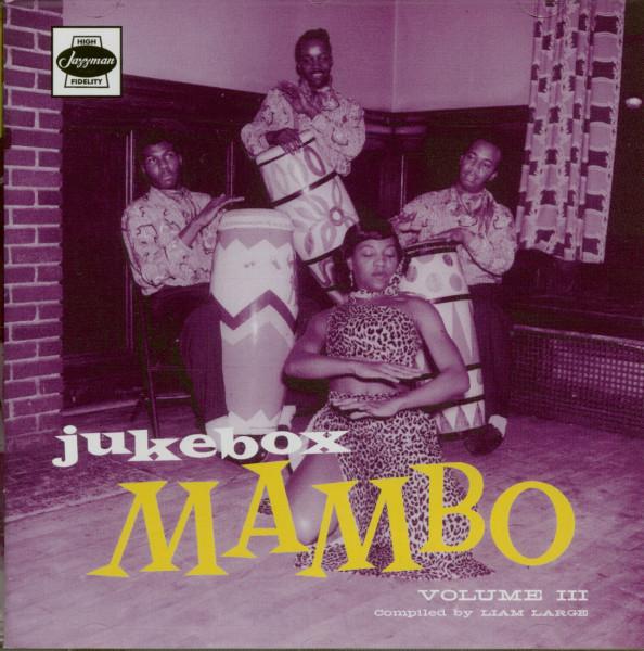 Jukebox Mambo Vol.3 (2-LP)