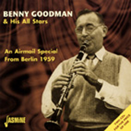 Airmail Special From Berlin 1959 2-CD