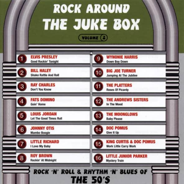 Vol.2, Rock Around The Jukebox