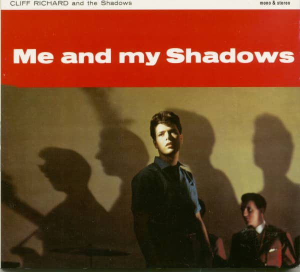Me And My Shadows - Mono & Stereo Versions