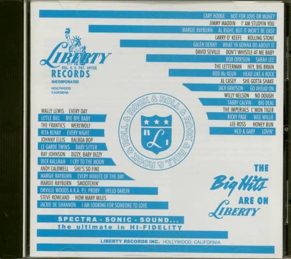 Liberty Rock'n'Roll (CD)