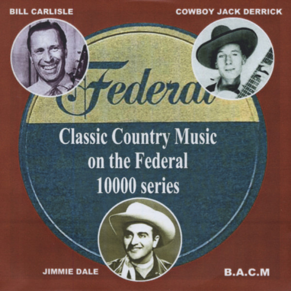 Federal Label - Classic Country Music