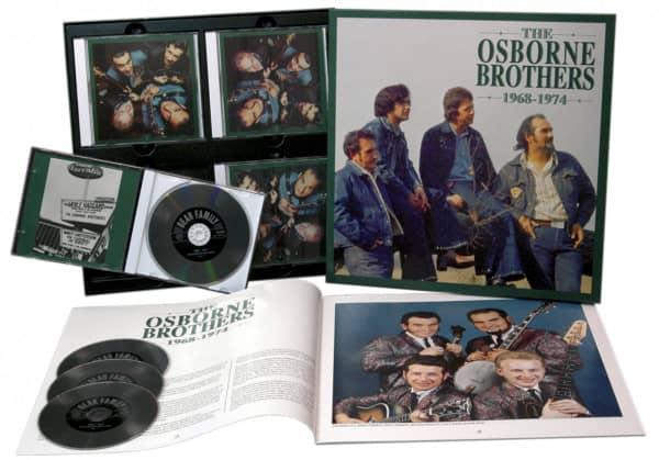 1968-1974 (4-CD Deluxe Box Set)