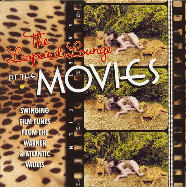 The Leopard Lounge At The Movies (2-LP)