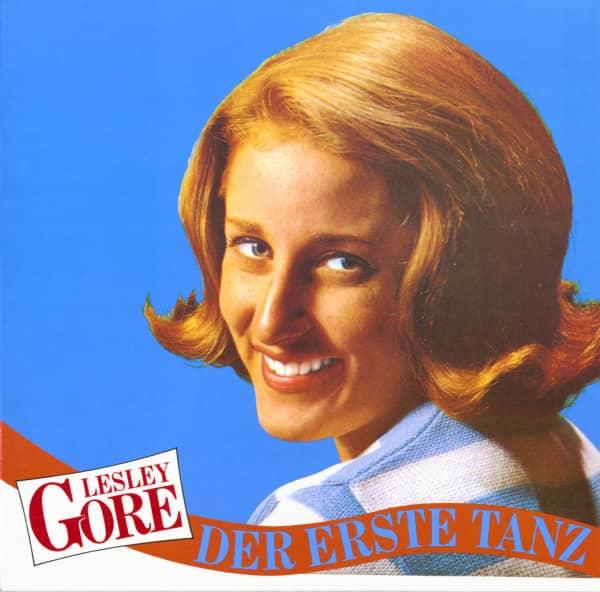 Der erste Tanz - Die deutschen Aufnahmen von Lesley Gore (LP)