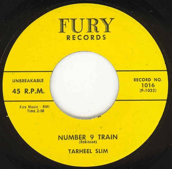 Wildcat Tamer - Number 9 Train
