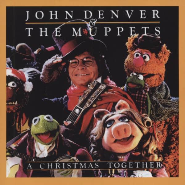 DENVER, John & The Muppets Christmas Togehter (1979)