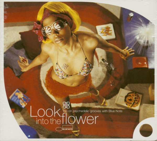 Look Into The Flower - Trip On Psychedelic Grooves With Blue Note (CD)