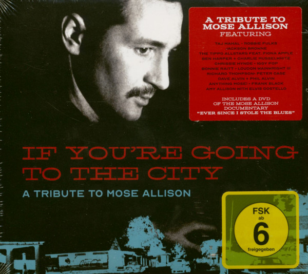 If You're Going To The City - A Tribute To Mose Allison (CD & DVD)