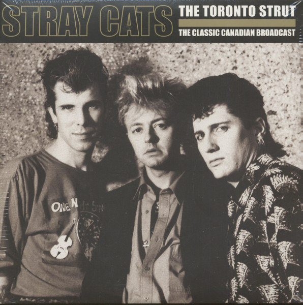 The Toronto Strut - The Classic Canadian Broadcast (2-LP)
