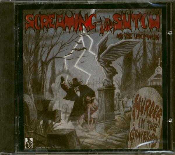 Murder In The Graveyard (CD)