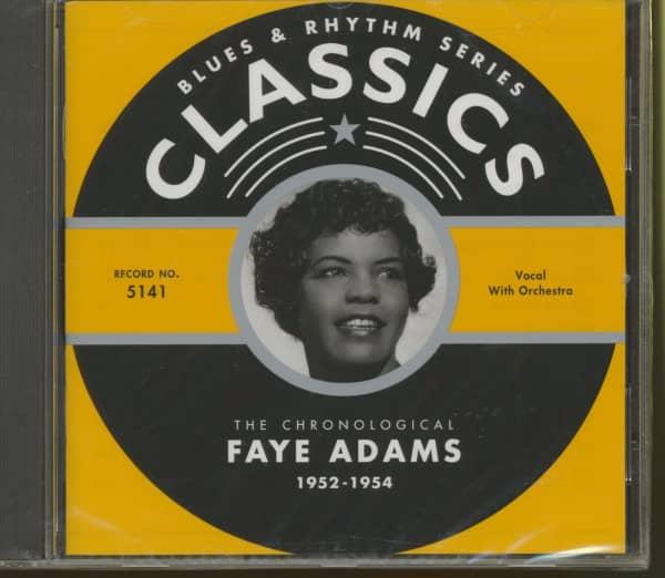 The Chronological 1952-54 (CD)