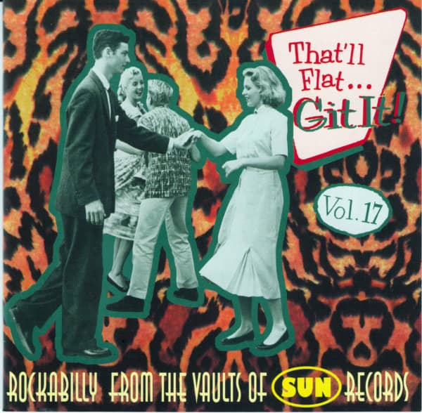 Vol.17 - Rockabilly From The Vaults Of Sun Records (CD)