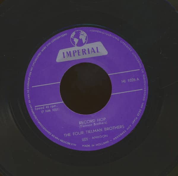 Record Hop - Swing It Up (7inch, 45rpm)