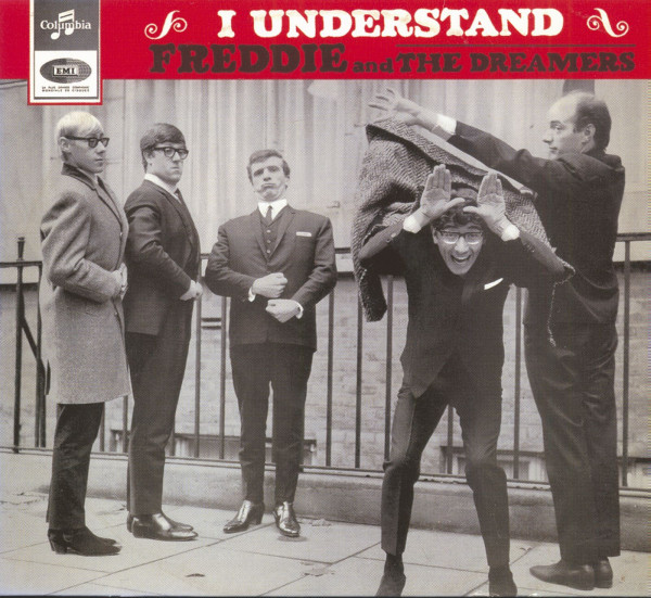 I Understand - Digipack plus bonus tracks