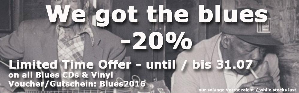 We Got The Blues