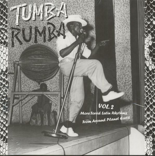 Tumba Rumba Vol.2 - The Most Torrid Tropica Latin Record Ever (LP)