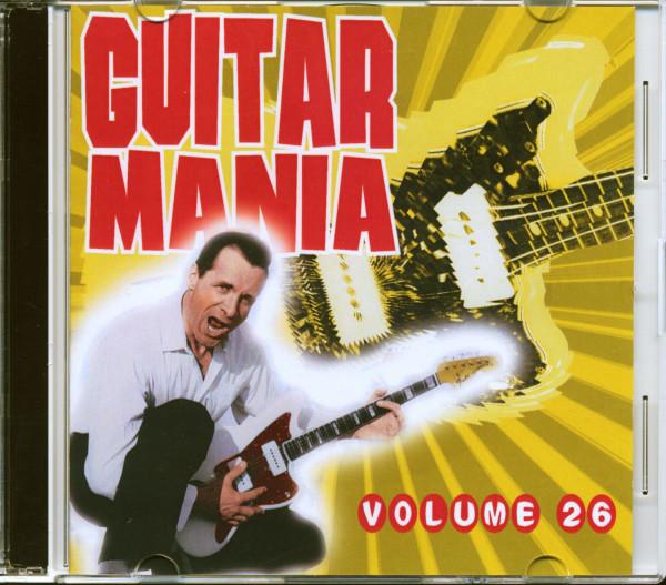 Guitar Mania Vol.26 (CD)