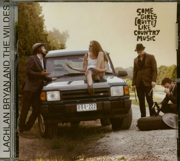 Some Girls (Quite) Like Country Music (CD)