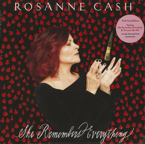 She Remembers Everything (LP, Pink Vinyl, Ltd.)